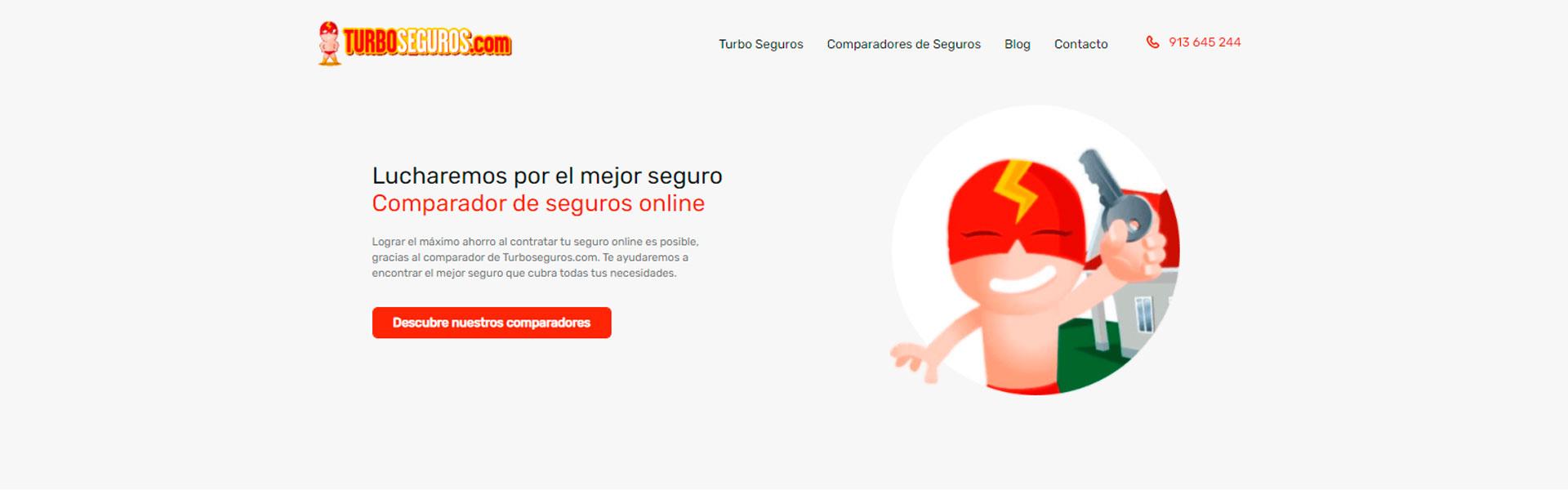 nueva web de turboseguros.com