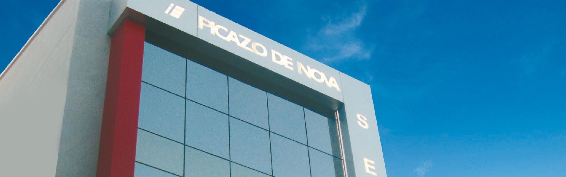 sede de la correduria de seguros Picazo de Nova