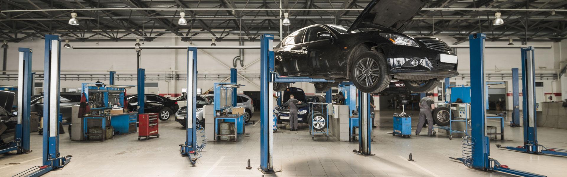 seguros para talleres mecánicos